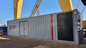 Foto de Genesal Energy suministra energía de emergencia al astillero de San Fernando