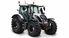 Foto de Valtra N154E Direct: alta potencia con 4 cilindros