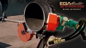 Foto de Nuevo cortatubos biselador ATEX de EGA Master