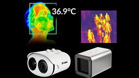 Foto de D-Link presenta el kit de cámara termográfica para el control de temperatura en grupo