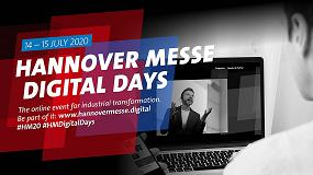 Foto de Este ano a Hannover Messe é digital