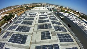 Foto de Caetano Coatings instala sistema fotovoltaico para autoconsumo