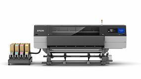 Foto de Epson lanza SureColor SC-F10000, una nueva solución de impresión industrial de sublimación para el sector textil