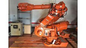 Foto de Robots Gallery impulsa el uso de robots industriales de segunda mano en la construcción