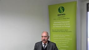 Foto de Carlos Iglézias reeleito presidente da Apemeta