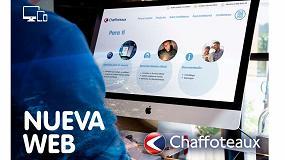 Foto de Nueva página web de Chaffoteaux