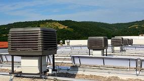 Foto de Coolair International alerta para as vantagens do arrefecimento evaporativo direto