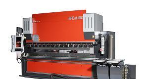 Foto de HFE3i: Máquina quinadora hidráulica (ficha de produto)