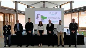 Foto de Las empresas líderes del sector de la edificación acuerdan la celebración de Rebuild en septiembre