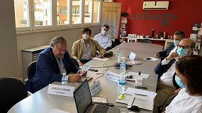 Foto de La Asamblea General de Tecnifuego ratifica la candidatura de Adrián Gómez como presidente y su nuevo equipo directivo