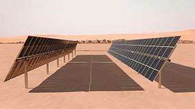 Foto de Soltec presenta SF7 Tándem, el primer seguidor solar unido cada dos filas en 2-en-vertical