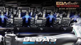 Foto de Begas Motor España elige a EGA Master como proveedor de herramienta industrial premium
