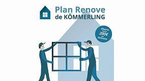 Foto de Kömmerling presenta su Plan Renove de ventanas