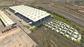 Foto de Luz verde a VGP para construir modernas naves logísticas en Fuenlabrada