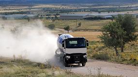 Foto de Renault Trucks facilita el arranque de la actividad de obras con la Gama K de hormigoneras 'llave en mano'