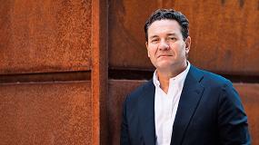 Foto de Juan Diego Díaz Vega, elegido presidente de la Asociación Empresarial Eólica