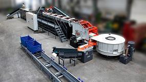 Foto de Rösler combina múltiples soluciones para ofrecer a Lumag un único sistema de acabado