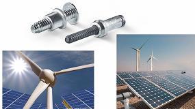 Foto de Fijaciones 100% resistentes para instalaciones de paneles solares