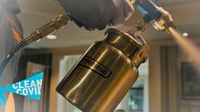 Foto de Imcoinsa lanza su sistema Clean Covid para desinfectar cualquier superficie de forma eficaz, rápida y sencilla
