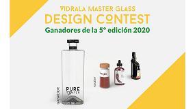 Foto de Vidrala presenta el proyecto ganador de la V edición de su concurso MasterGlass