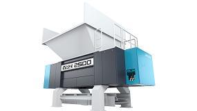 Foto de Vecoplan presenta su nueva trituradora VRZ para reciclaje y procesamiento de residuos de madera