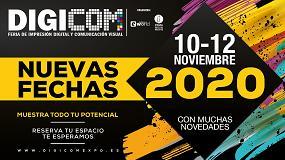 Foto de Digicom confirma su edición 2020 para los días 10, 11 y 12 de noviembre