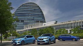 Foto de Renault presenta en España su nueva gama E-Tech, híbrida e híbrida enchufable