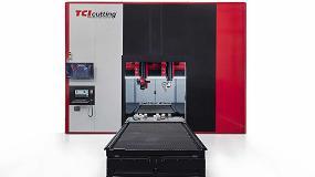 Foto de TCI Cutting entrega a Kuadrotek su nueva máquina de corte 3D polivalente de última generación
