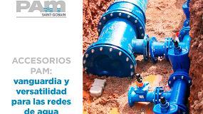 Foto de Accesorios PAM: vanguardia y versatilidad para las redes de agua