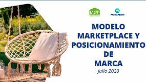Foto de ManoMano explica a los socios de AFEB la importancia de tener un buen posicionamiento en el marketplace