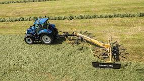 Foto de El mercado italiano de tractores cede un 18% en el primer semestre