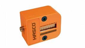 Foto de Nuevo contador de ciclos A57300 de Hasco para la supervisión de datos de proceso
