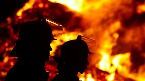 Foto de De nuevo un incendio en una catedral