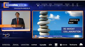 Foto de El Grupo Innovalia cierra la 1ª Innovalia Week con la celebración de la 18ª Convención Innovalia en formato virtual