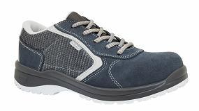 Foto de Cefiro Link S1P de Panter: el zapato de seguridad que ofrece descansado mientras se trabaja