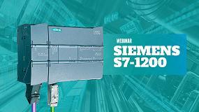Foto de Bresimar apresenta webinar técnico Siemens S7-1200