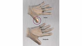 Foto de Jarvis ofrece un nuevo servicio de reparación de guantes de malla