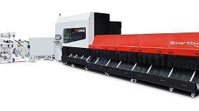 Foto de Smarttube Fiber da TCI Cutting: a solução de corte laser ideal para tubos e perfis