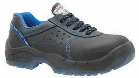 Foto de Eolo Plus S1P de Panter: el calzado de seguridad indispensable para el verano