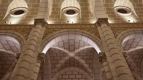 Foto de DCI Lighting Design ilumina la Iglesia del Sagrado Corazón de Jesús de Melilla