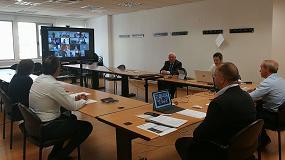 Foto de Las empresas del Cluster de Maquinaria Agrícola de Aragón presentan cuatro proyectos de innovación