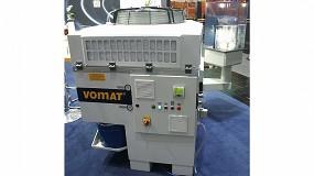 Foto de La tecnología de filtración Vomat en el rectificado de herramientas para producir de manera más sostenible