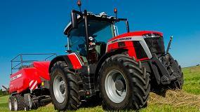 Foto de Massey Ferguson presenta la serie de tractores MF 8S (+200 CV)