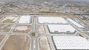 Foto de BNP Paribas Real Estate asesora en el Cañaveral la transformación de 126.000 metros cuadrados en plataforma logística de última milla