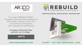Foto de Consigue invitaciones gratuitas para Rebuild 2020