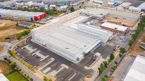 Foto de Garcia Garcia eleita pela Indasa para ampliação da sua unidade industrial em Aveiro