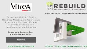 Foto de Vítrea te invita a Rebuild, en Barcelona