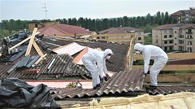 Foto de O amianto nas escolas: o ínicio da descontaminação