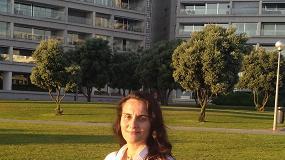 Foto de Entrevista a Odete de Almeida, Presidente da EFRIARC