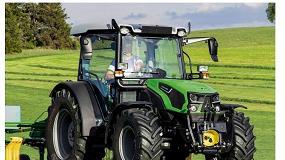 Foto de Trator agrícola Deutz-Fahr Serie 5D (ficha de produto)
